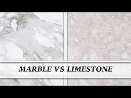 Marble Limestone Countertop Comparison