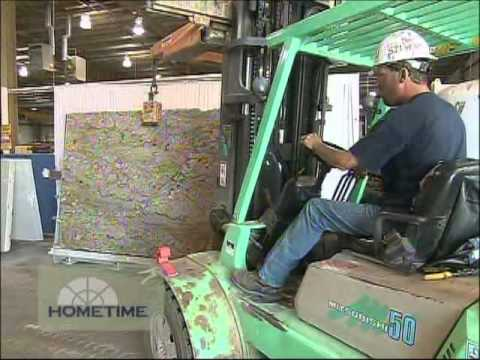 Measuring Fabricating Stone Countertops