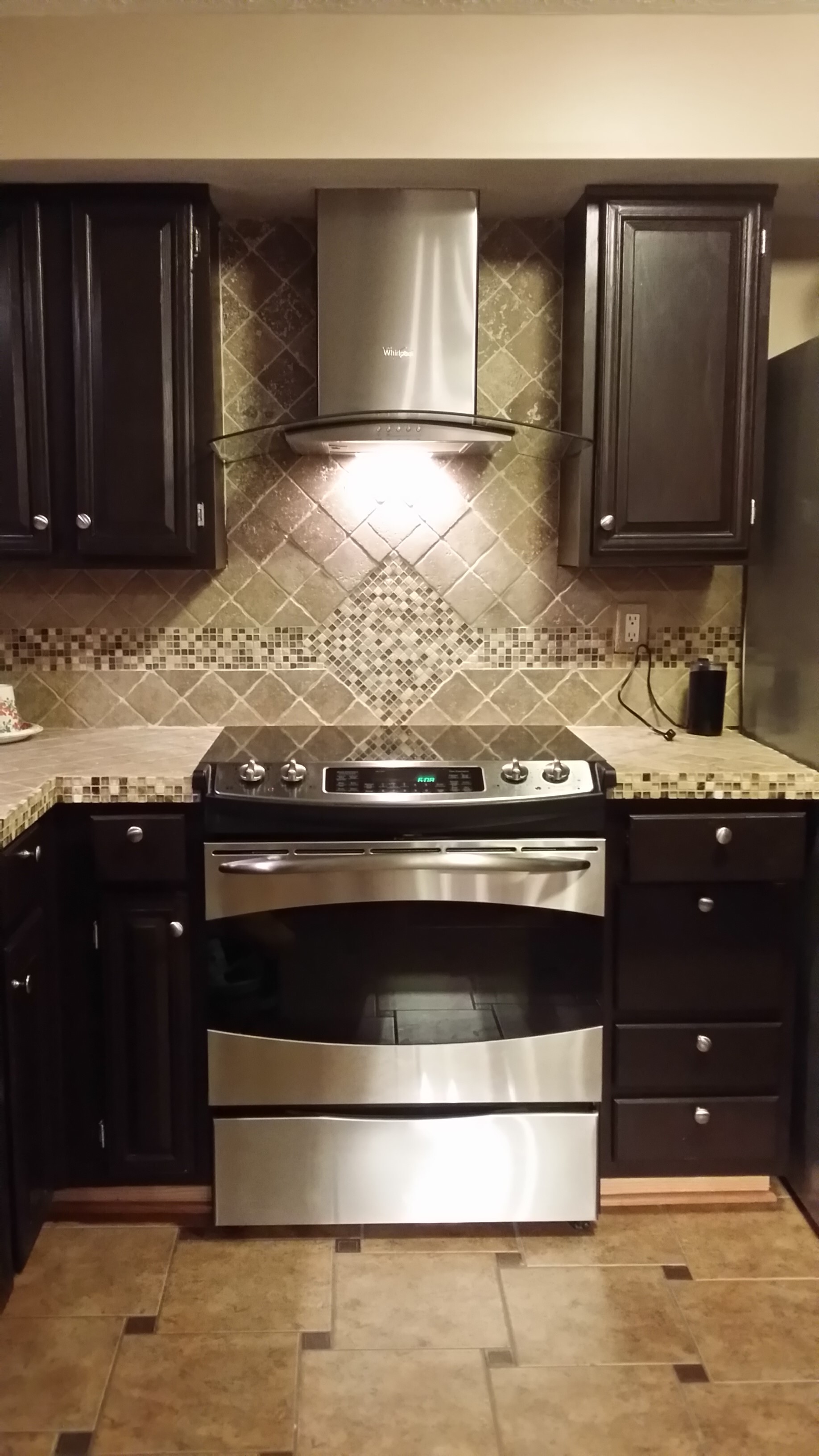 Back Splash Tile Materials