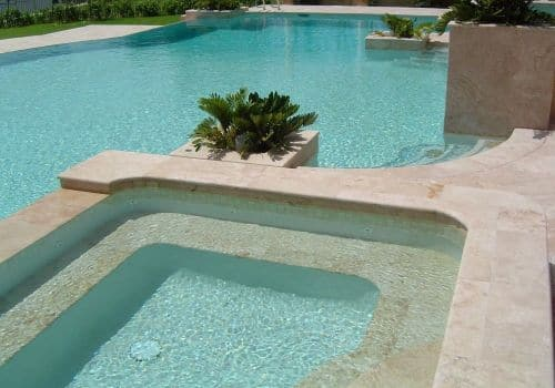 Travertine Pool Coping Quick Guide