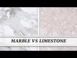 Marble Limestone Countertop Comparison